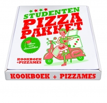 Studenten pizza pakket