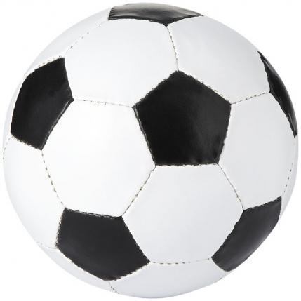 Voetbal zwart wit voetballen brandhouse - Sterke witte werpen en de bal ...
